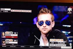 【画像】ポーカー世界大会で5億円を失った瞬間wwwww