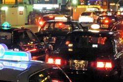"""""""ヤクザタクシー""""関西で登場・・・元暴力団員を雇用するタクシー会社・・・モンスター客も返り討ち"""