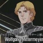 「私は宇宙艦隊司令長官ミッターマイヤー元帥である」と話すロボット掃除機
