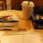 スタバで勉強してる女ワロタwwwwwwwwwww