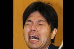 野々村竜太郎氏の部屋から奇声「アビャ~ン! アビャビャビャビャ~!」