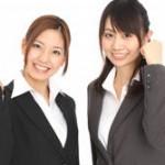 会社の女性社員と俺の会話