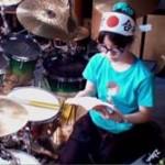 【動画】日本の女子高生ドラマー、川口千里さんに海外驚愕 「天才」「世界一のドラマー」