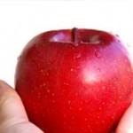 【研究】毎日リンゴを食べる女性は、濡れ具合が良くなる