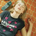 映画「15歳、アルマの恋愛妄想」 挑発的な自慰ポスター解禁