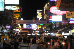 """男性が""""一人旅""""で行きたい国、1位は「タイ」理由は・・・"""