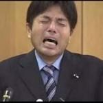 野々村竜太郎元県議、テレビ番組の取材から「痛ーい!痛い!痛い!痛い!」「助けてー!助けてー!」と叫びながら逃走