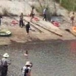 【中国】溺れた少女助けようとして、両親や親戚ら6人が飛び込む 全員死亡