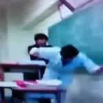 高校生による教員への暴行動画がネット上で物議 批判殺到、怒りの声も多数