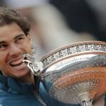 【テニス】ラファエル・ナダルさんの全仏戦績wwwww