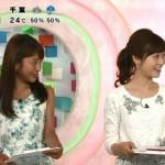 【画像】めざましテレビアクアの岡副麻希アナ(22)が黒すぎるwwwww