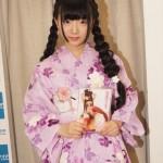 【ソフマップ】身長144cmのミニマム女子高生グラドル・和泉ひより「身長を伸ばすために月イチで牛乳を飲む」