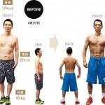 宮根誠司、肉体改造でムキムキ!半年で7キロ減&腹部マイナス10センチ