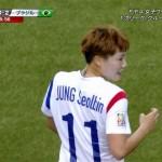 【女子サッカー】W杯敗退の韓国代表、白塗り化粧への非難に選手が反論「実力とルックスを兼ね備えた選手を目指す」
