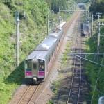 「秘境駅」JR女鹿駅を誤って通過 20歳代の女性運転士