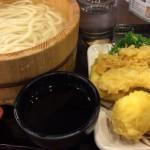 丸亀製麺とかいう天ぷら屋さんwwwww