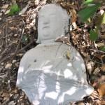 【千葉】聖徳太子の石像壊した容疑、18歳少女を書類送検