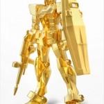 【画像】2000万円の純金製「ガンダム」発売