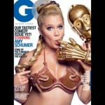 【画像】女性コメディアンとC-3PO、「セクシーショット」が物議