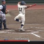 【動画】高校野球で代打選手がとんでもないパフォーマンスを披露