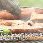 「肉を焼く箸と食べる箸の使い分け」4割以上の人が気にせず