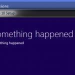 Windows10のエラー画面wwwww