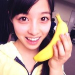 橋本環奈のすっぴん姿に反響続々!バナナを使った自撮り写真に歓喜