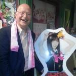ベルギーの政治家、AKBにどハマり 「ぱるるちゃんに会いたい!」 AKBをベルギーに呼びコンサート実現