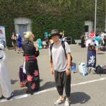 【画像】有吉弘行がコミケに参加wwwww