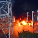 【秋田】秋田のパチンコ店全焼、常連の38歳女を逮捕 トイレに放火