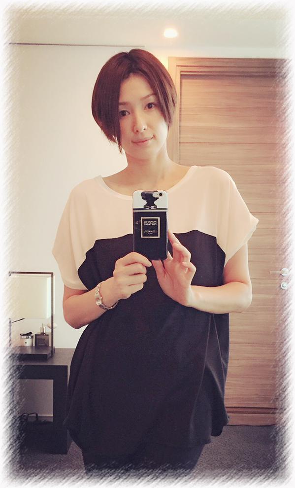 【画像】吉瀬美智子がイメチェンで美しさ倍増!大人の色気にファン歓喜