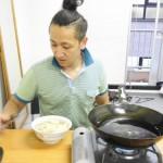 【画像】牛丼揚げるガイジwwwww