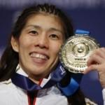 【レスリング】吉田沙保里、世界大会16連覇!個人戦200連勝