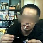 【動画像】ネット生放送中に火事を起こす日本人男性が話題にwwwww