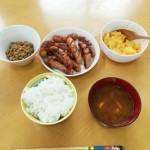 【画像】佐々木健介が作った朝食wwwww