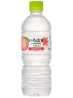 いろはす桃とかいう水wwwwww