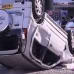 【宮崎】7人死傷軽乗用車暴走事故 運転男性「車道か歩道か分からなくなった」