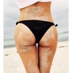 【画像】 モデルの長谷川潤がセクシーすぎる美尻写真を投稿して話題に 「究極の美尻」と絶賛の声