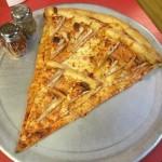 【画像】ニューヨークのレストランのピザヤバすぎwwwww