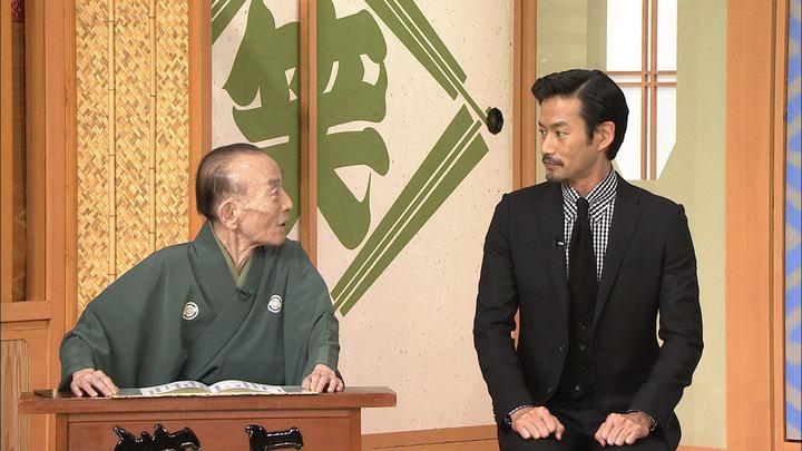 竹野内豊:「笑点」にまさかの出演 桂歌丸の隣で出題者に「夢のよう」