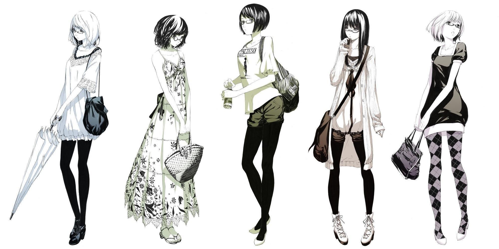 お前らオタクが好む女のファッションwwwwwww