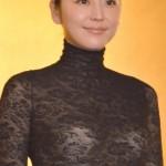 【画像】長澤まさみ、おっぱいの形がはっきりとわかるセクシードレスで会場魅了