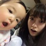 【画像】橋本環奈「本当に天使」 可愛すぎる赤ちゃんとの2ショット写真を公開