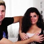 【動画】ゲイが人生で初めて女性のおっぱいを触った結果wwwww