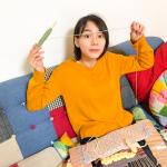 【悲報】能年玲奈ちゃん干されて編み物