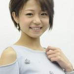 【画像】グラドルの中村静香さん(27)がショートカットに、でも可愛い