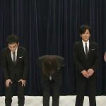 【画像】香取慎吾、謝罪生放送でふざける