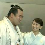 【画像】琴奨菊の妻wwwwww