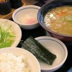 かつやの朝定食(390円)wwwwwww