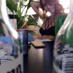 【画像】加藤紗里、ガリガリになる前に撮影した写真アップ「可愛いっしょ笑 鼻血ブーした?」